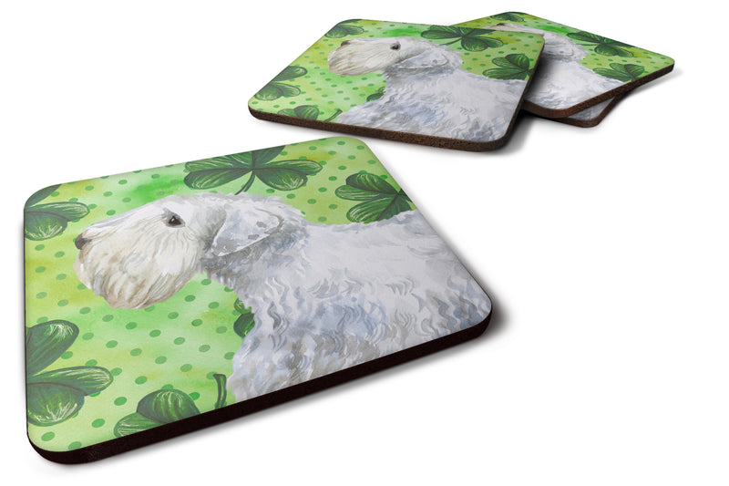 Buy this Sealyham Terrier St Patrick's Foam Coaster Set of 4 BB9858FC