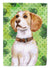 Beagle St Patrick's Flag Canvas House Size BB9860CHF by Caroline's Treasures