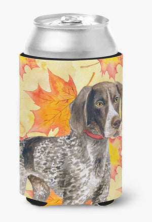 Buy this German Shorthaired Pointer Fall Can or Bottle Hugger BB9902CC