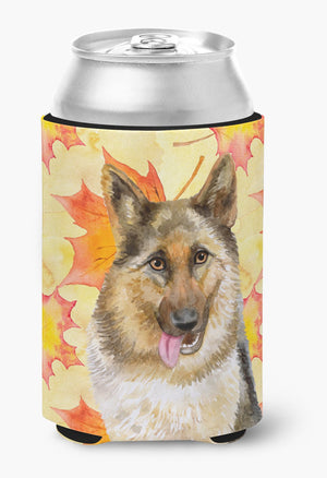 Buy this German Shepherd Fall Can or Bottle Hugger BB9915CC