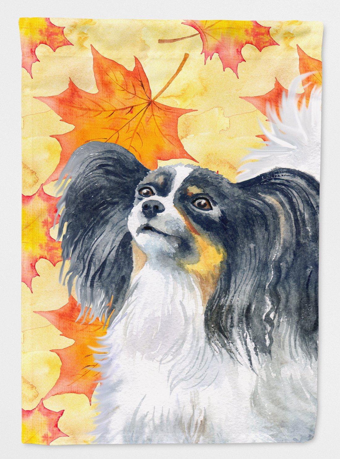 Buy this Papillon Fall Flag Garden Size BB9918GF