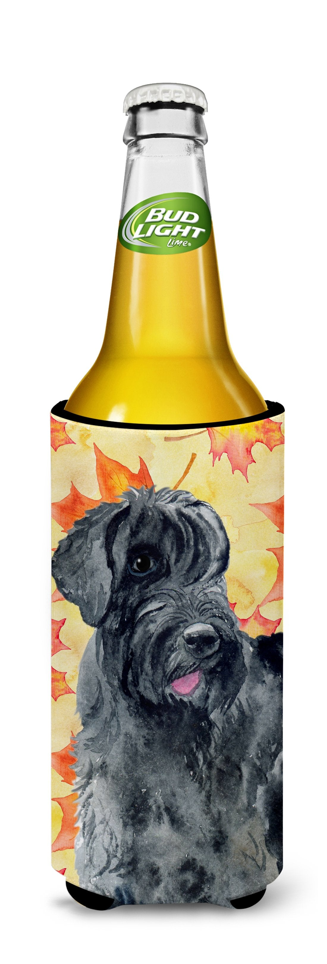 Giant Schnauzer Fall Michelob Ultra Hugger for slim cans BB9921MUK by Caroline's Treasures
