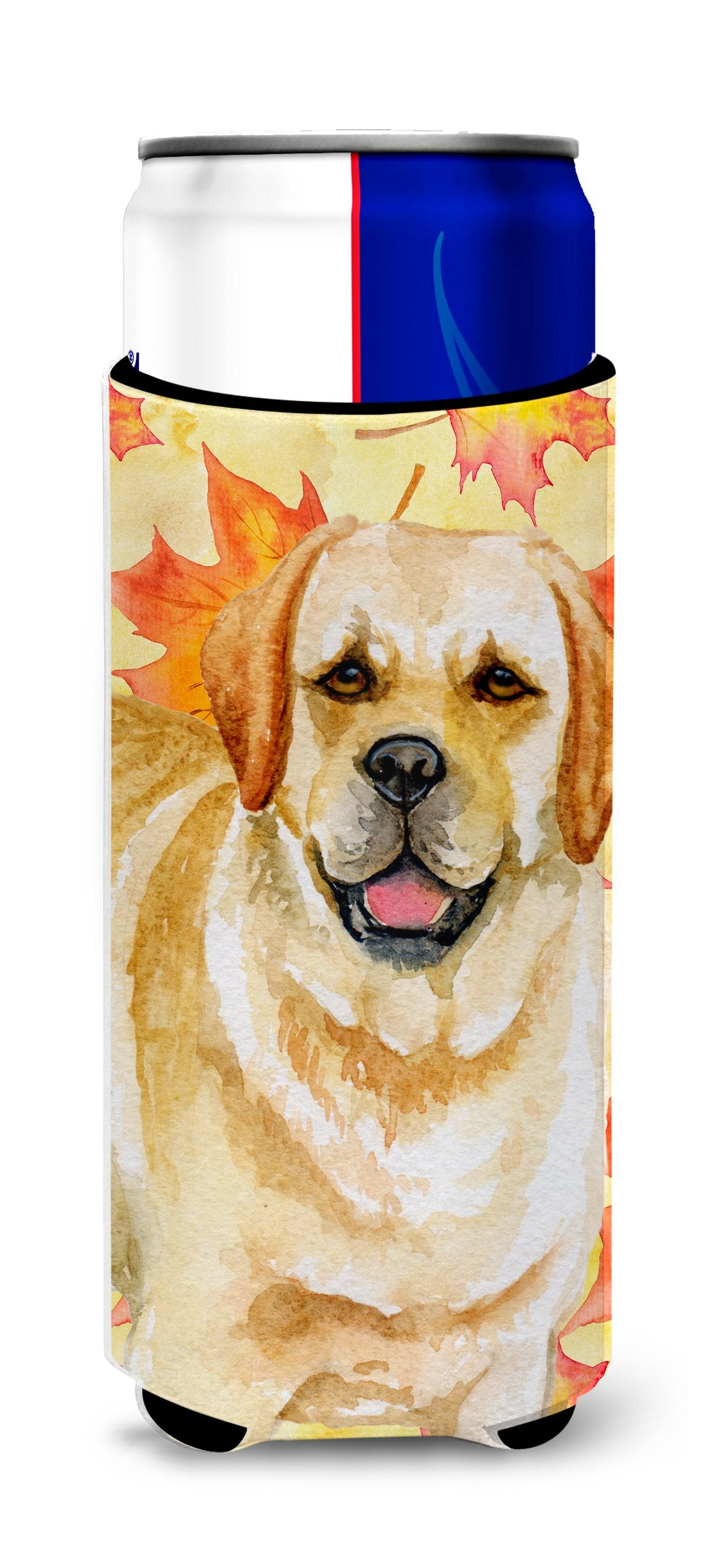 Golden Retriever Fall Michelob Ultra Hugger for slim cans BB9925MUK by Caroline's Treasures