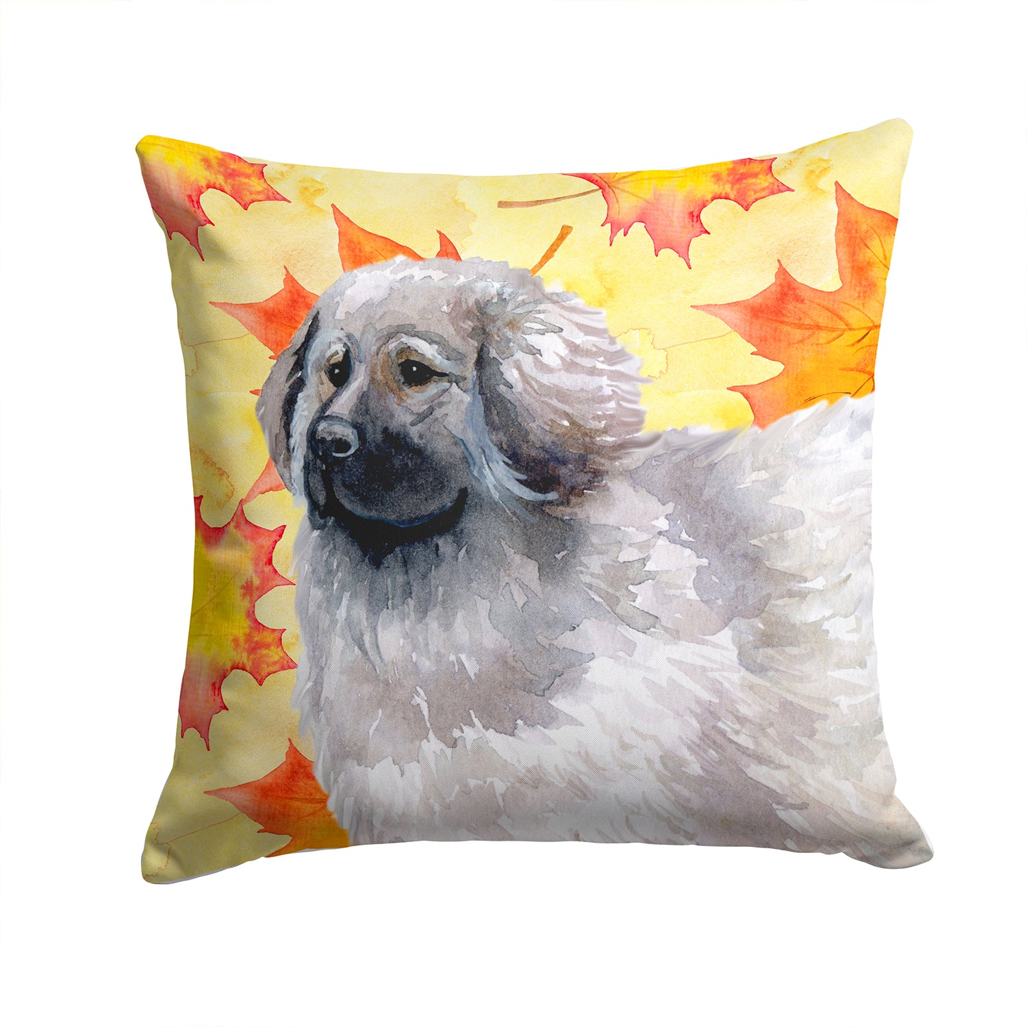 Buy this Moscow Watchdog Fall Fabric Decorative Pillow BB9934PW1414