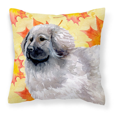 Buy this Moscow Watchdog Fall Fabric Decorative Pillow BB9934PW1818