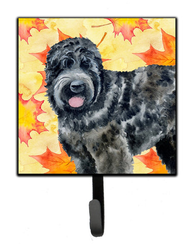Buy this Black Russian Terrier Fall Leash or Key Holder BB9938SH4