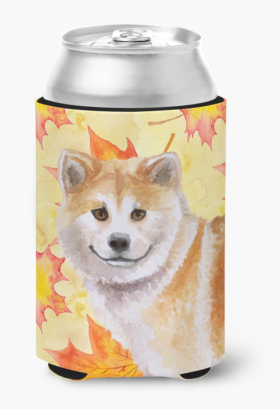 Buy this Shiba Inu Fall Can or Bottle Hugger BB9939CC