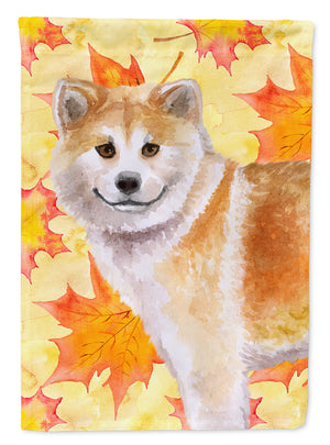Buy this Shiba Inu Fall Flag Garden Size BB9939GF