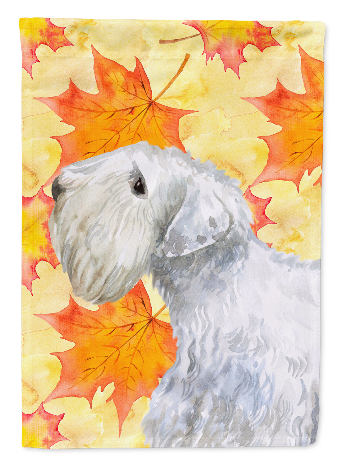 Sealyham Terrier Fall Flag Canvas House Size BB9945CHF by Caroline's Treasures