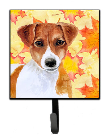 Buy this Jack Russell Terrier Fall Leash or Key Holder BB9950SH4