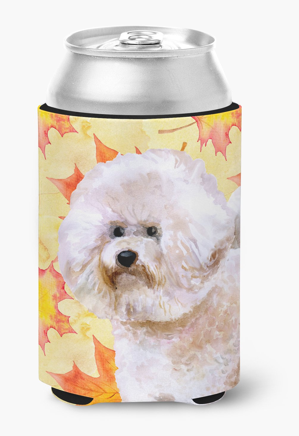 Buy this Bichon Frise #2 Fall Can or Bottle Hugger BB9966CC