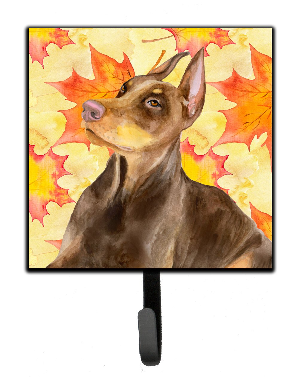 Buy this Doberman Pinscher Fall Leash or Key Holder BB9970SH4