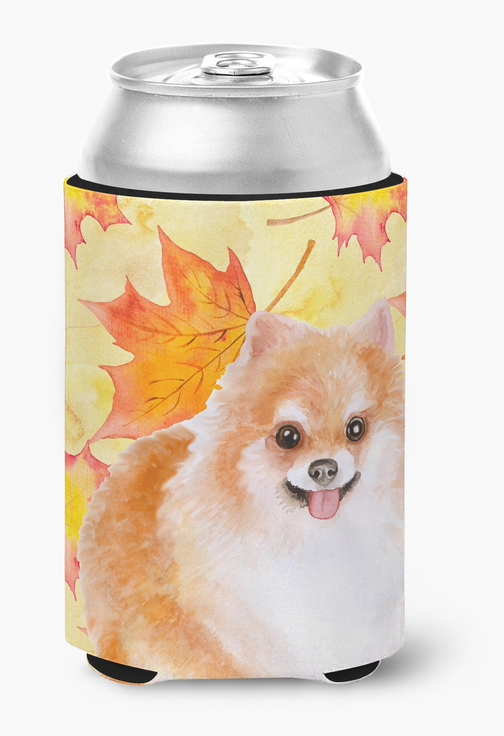 Buy this Pomeranian #2 Fall Can or Bottle Hugger BB9977CC