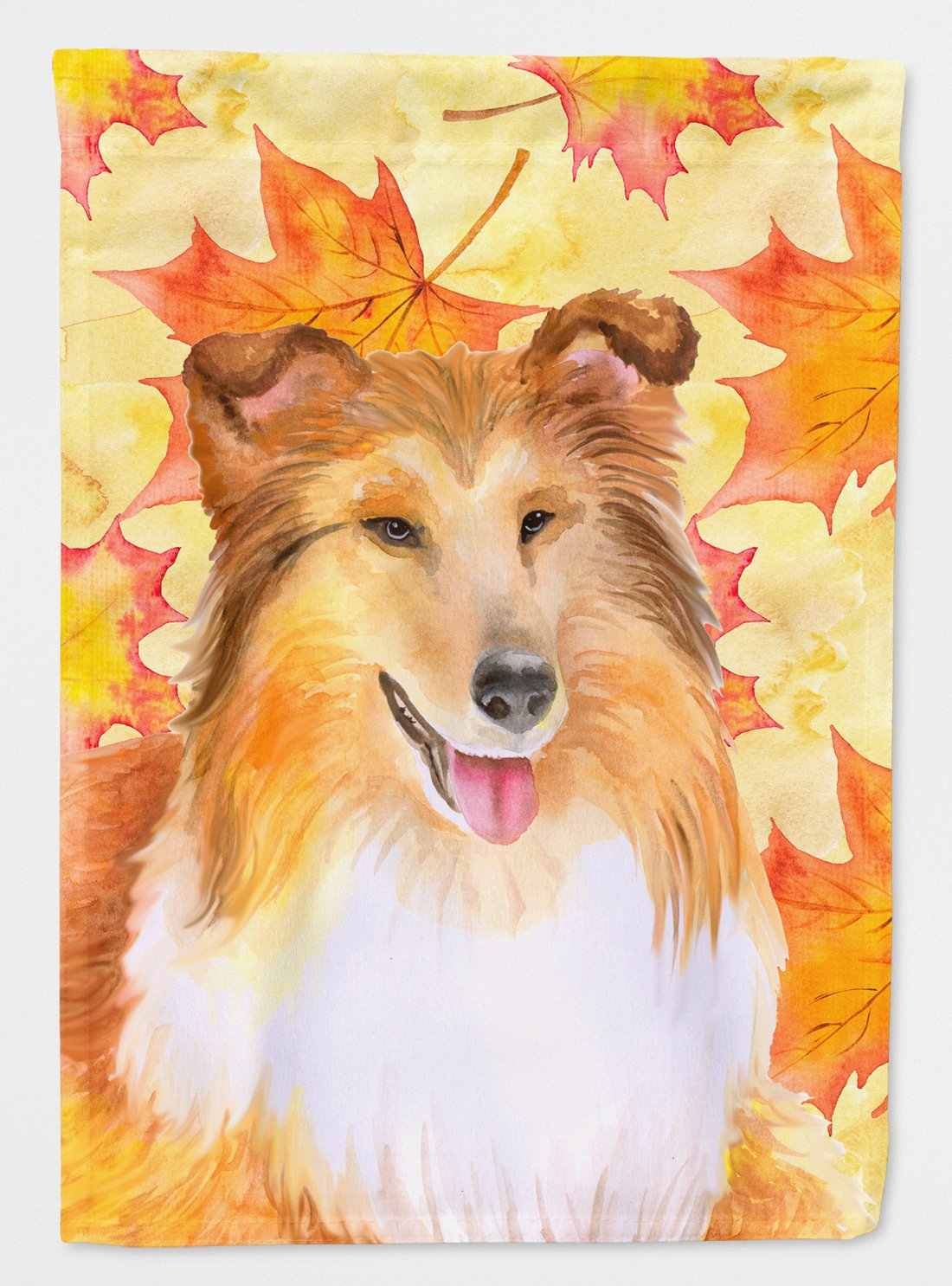 Buy this Sheltie Fall Flag Garden Size BB9981GF