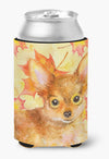 Toy Terrier Fall Can or Bottle Hugger BB9983CC by Caroline's Treasures