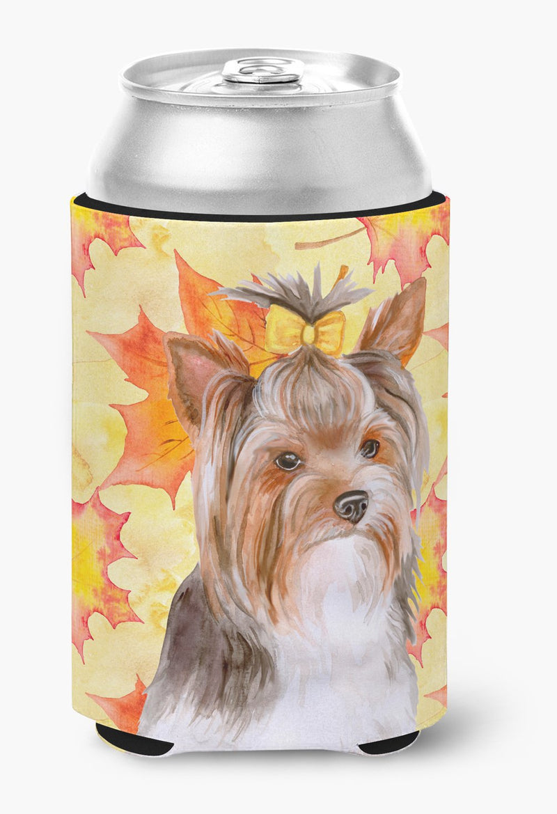 Buy this Yorkshire Terrier #2 Fall Can or Bottle Hugger BB9984CC