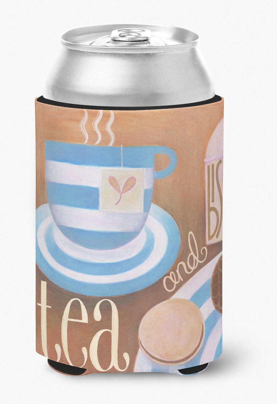 Buy this Kitchen Collection Tea by Cathy Brear Can or Bottle Hugger BCBR0115CC