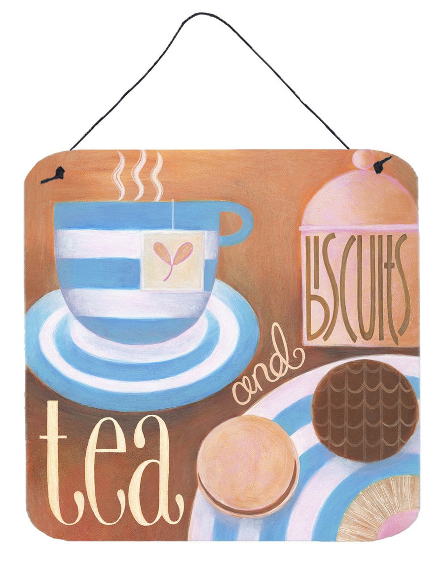 Buy this Kitchen Collection Tea by Cathy Brear Wall or Door Hanging Prints BCBR0115DS66