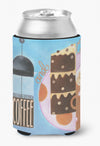 Kitchen Collection Coffee and Cake Can or Bottle Hugger BCBR0116CC by Caroline's Treasures