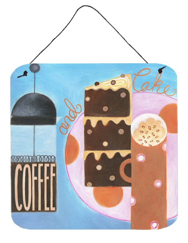 Buy this Kitchen Collection Coffee and Cake Wall or Door Hanging Prints BCBR0116DS66