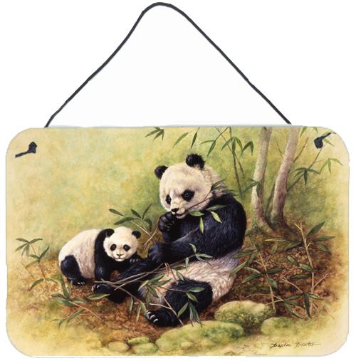 Buy this Panda Bears by Daphne Baxter Wall or Door Hanging Prints