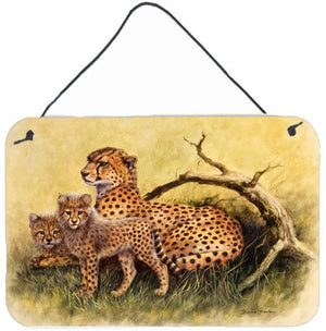 Buy this Cheetahs by Daphne Baxter Wall or Door Hanging Prints