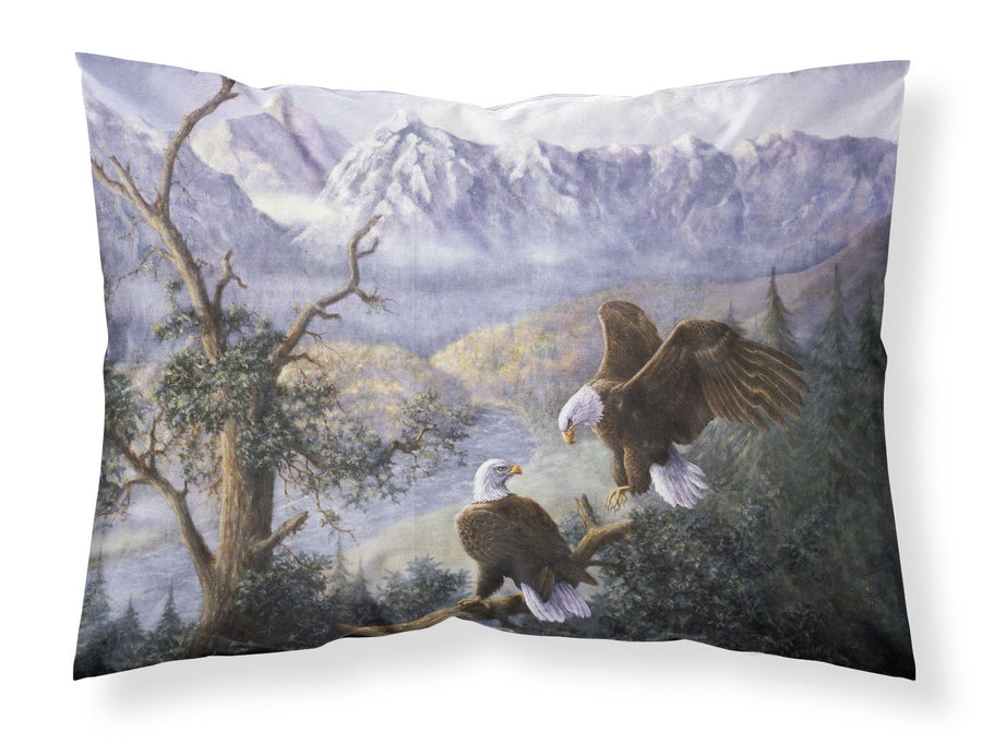 Buy this Eagles by Daphne Baxter Fabric Standard Pillowcase BDBA0153PILLOWCASE