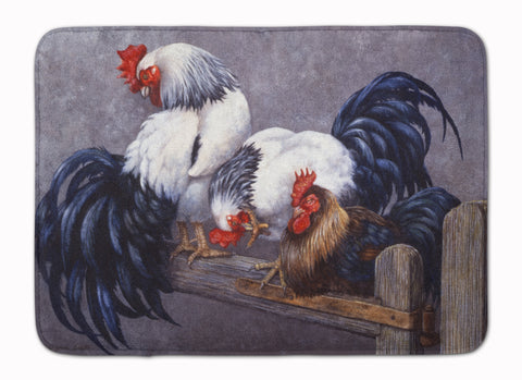 Buy this Roosters Roosting Machine Washable Memory Foam Mat BDBA0208RUG