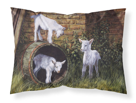 Buy this Goats by Daphne Baxter Fabric Standard Pillowcase BDBA0232PILLOWCASE