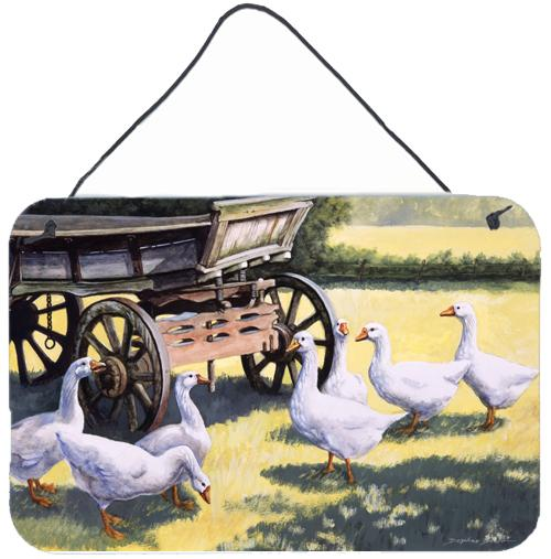 Buy this Geese by Daphne Baxter Wall or Door Hanging Prints BDBA0234DS812