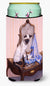 Buy this On The Dresser Siamese cat Tall Boy Beverage Insulator Hugger BDBA0242TBC