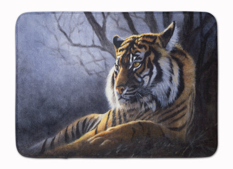 Buy this Bengal Tiger by Daphne Baxter Machine Washable Memory Foam Mat BDBA0251RUG