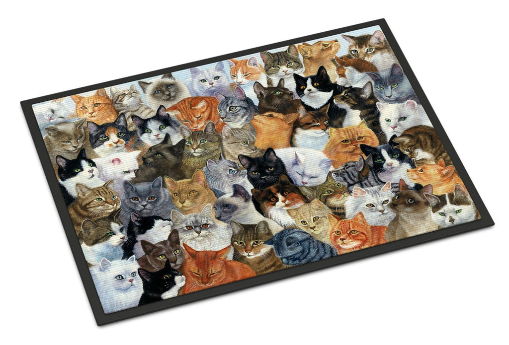 Buy this Cats Galore Indoor or Outdoor Mat 18x27 BDBA0414MAT