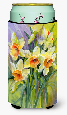 Buy this Daffodils by Maureen Bonfield Tall Boy Beverage Insulator Hugger BMBO0880TBC