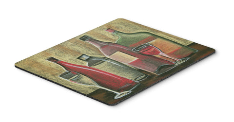 Buy this Wine by Tiffany Budd Mouse Pad, Hot Pad or Trivet BTBU0168MP