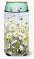 Daisies by Bettie Cheesman Tall Boy Beverage Insulator Hugger CBC0043TBC by Caroline's Treasures