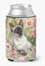 Buy this Siamese cat in the Roses Can or Bottle Hugger CDCO0033CC