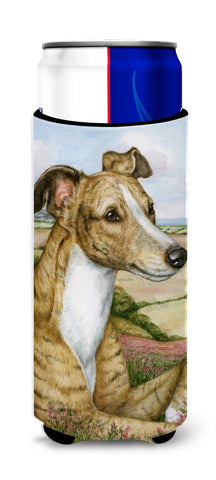 Buy this Lurcher by Debbie Cook Ultra Beverage Insulators for slim cans CDCO0385MUK