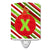 Buy this Christmas Oranment Holiday Initial Letter X Ceramic Night Light CJ1039-XCNL