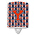 Buy this Letter Y Football Orange, Blue and white Ceramic Night Light CJ1066-YCNL