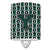 Buy this Letter Y Football Green and White Ceramic Night Light CJ1071-YCNL