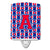 Buy this Letter A Football Harvard Crimson and Yale Blue Ceramic Night Light CJ1076-ACNL