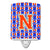 Buy this Letter N Football Green, Blue and Orange Ceramic Night Light CJ1083-NCNL