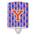 Buy this Letter Y Football Green, Blue and Orange Ceramic Night Light CJ1083-YCNL