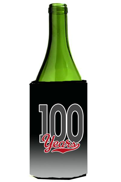 Buy this 100 Years Wine Bottle Beverage Insulator Hugger CJ1092LITERK