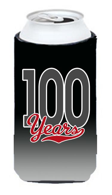 Buy this 100 Years Tall Boy Beverage Insulator Hugger CJ1092TBC