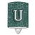 Buy this Letter U Back to School Initial Ceramic Night Light CJ2010-UCNL