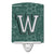 Buy this Letter W Back to School Initial Ceramic Night Light CJ2010-WCNL