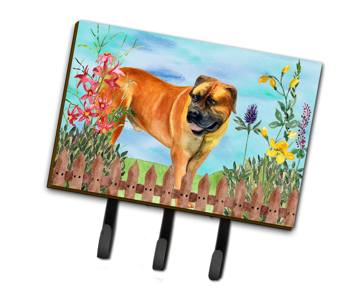 Boerboel Mastiff Spring Leash or Key Holder CK1208TH68 by Caroline's Treasures