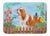 Cavalier Spaniel Spring Machine Washable Memory Foam Mat CK1225RUG by Caroline's Treasures